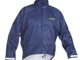 ​JACKET CYCLING PHILLIPS WATERPROOF NAVY