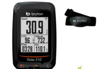 ​  BRYTON RIDER 310H GPS CYCLE COMPUTER WITH HEART RATE