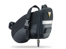 TOPEAK AERO WEDGE BICYCLE SADDLE BAG