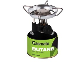 COOKER GASMATE BACKPACKER STOVE WITH PIEZO